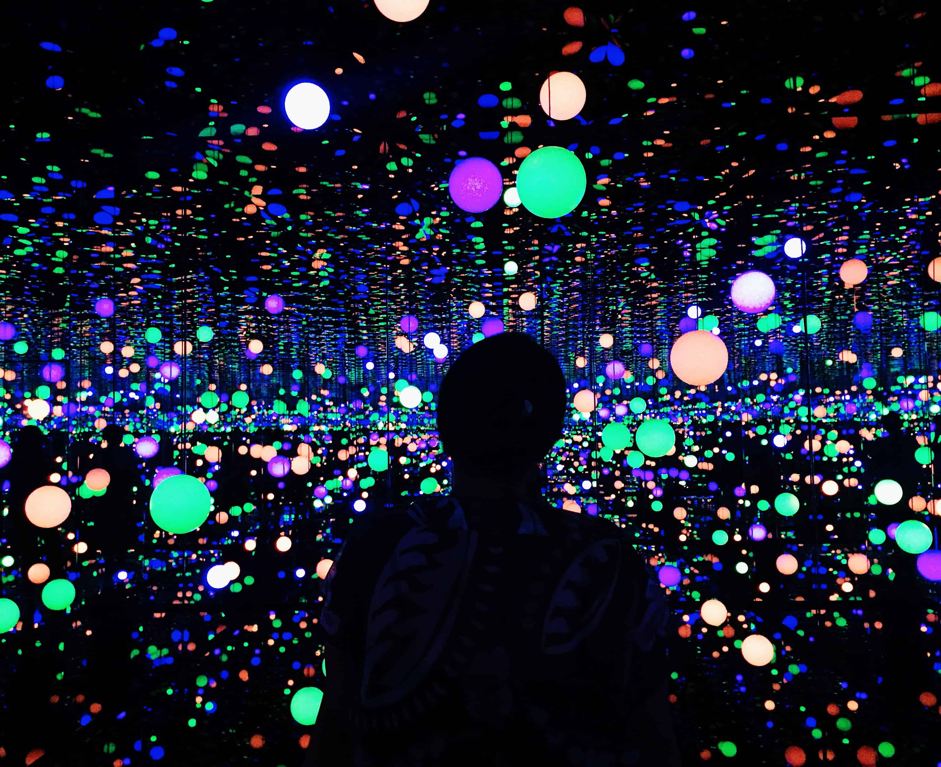 yayoi kusama infinity mirrored room brilliance of the souls jakarta travelbeib