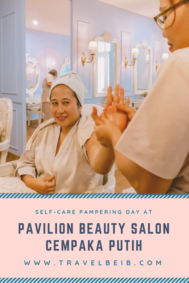 pavilion beauty salon jakarta cempaka putih travelbeib review 2018 pinterest