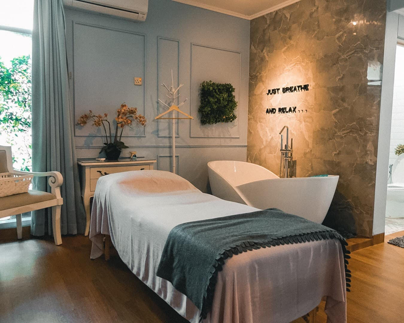 pavilion beauty salon jakarta cempaka putih travelbeib review 2018 spa massage room